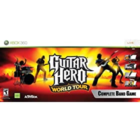 Guitar Hero World Tour - Band KitGuitar Hero World Tour