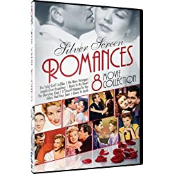 Silver Screen Romances - 8-Movie Set