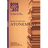 Bookclub in a Box Discusses the Novel Atonementby Ian Mcewan