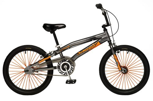 Schwinn Burnout Boy's Bike (20-Inch Wheels, Grey)