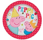 PIATTI IN CARTA PEPPA PIG, � CM. 23