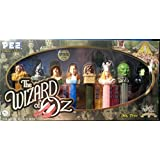 Pez The Wizard of Oz Collector's Series Warner Brothers 073621008892