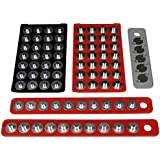 MagClip 72429 Assorted Magnetic Socket Storage Value Pack