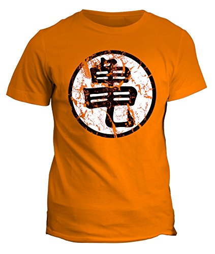 Tshirt Dragonball goku dragon ball muten - cartoon cartoni manga sayan t-shirt - in cotone by Fashwork