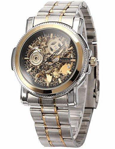 [ケーエス]KS  腕時計 KS138 メンズ 自動機械式