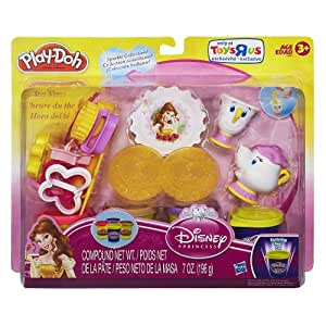 Hasbro Play Doh Disney Princess Royal Tea Party