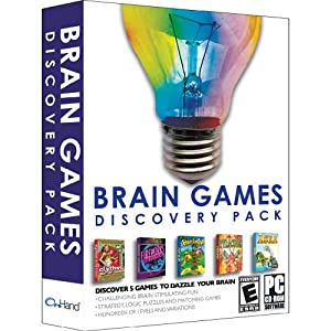 Brain Games: Discovery Pack - Standard Edition
