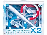 Wii Ultimate 19-in-1 Challenger Sports Pack Pro X2 - Red/Blue