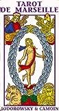 Tarot de Marseille, Tarotkarten, casual Edition (nur Karten)