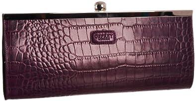 Osprey London  The Playgirl Ladies Clutch Bag, Sacs à main femme femme - Violet-V.7, Small