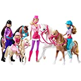 Barbie & Her Sisters In A Pony Tale - Horse Adventure