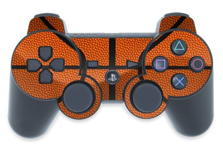 Mygift Basketball Design Ps3 Playstation 3 Controller Protector Skin Decal Sticker
