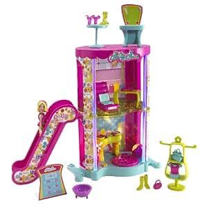 Mattel - N9759 - Accessoires Poupée - Polly Pocket - Centre commercial Polly
