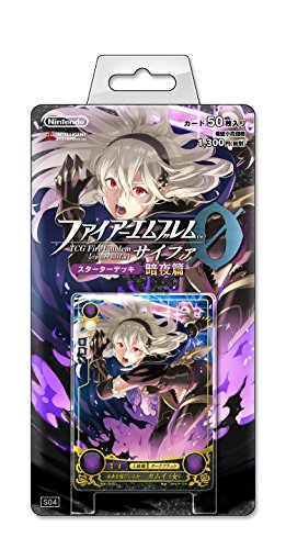 Starter deck TCG emblem 0 (cipher) 'dark night hen'