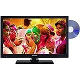 Telefunken L22F275I3D 56 cm (22 Zoll) Fernseher (Full HD, Triple Tuner, DVD-Player)