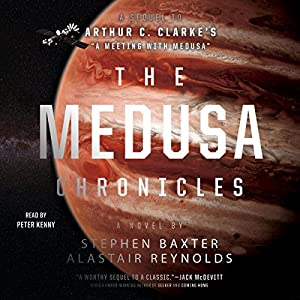 The Medusa Chronicles Audiobook