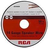 RCA AH1450SN 50 Ft. 14-Gauge Speaker Wire