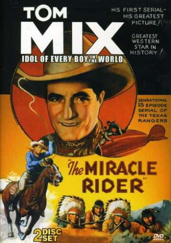 Niles Welch Miracle Rider