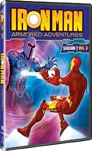 Iron Man Armored Adventures Season 2 Vol 3 by Marvelous Media