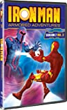 Iron Man: Armored Adventures Season 2 Vol 3 [DVD] [2008] [Region 1] [US Import] [NTSC]