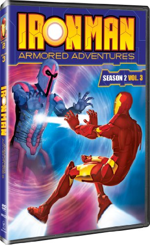 Iron Man: Armored Adventures Season 2 Vol 3 [DVD] [Import]