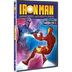 Iron Man: Armored Adventures Season 2 Vol 3