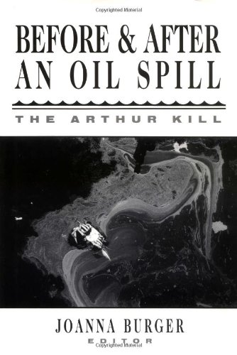 Before And After An Oil Spill: The Arthur Kill