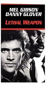 Lethal Weapon: Directors Cut [VHS]