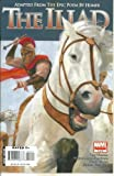 Marvel Illustrated - Homer's The Iliad #3 (Marvel Comics)
