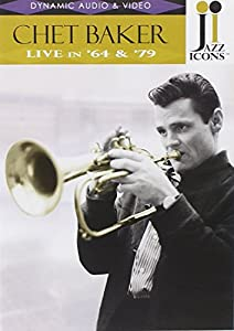 Baker;Chet 1964/1979: Live in [Import]