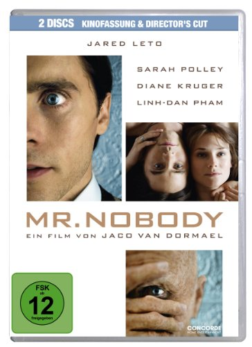 Mr.Nobody (Dvd) [Import allemand]