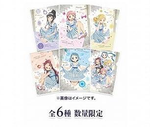 劇場版魔法少女 まどか☆マギカ ローソン限定 クリアファイル 全6種