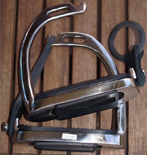 Sicherheitssteigbügel Gummisicherung Steigbügel