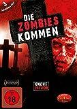 Die Zombies kommen ( 3 Filme DVD )