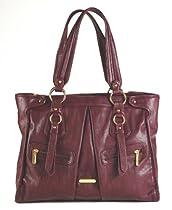 Hot Sale timi & leslie Dawn Diaper Bag, Burgundy