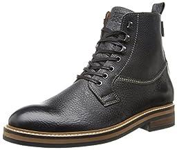 1883 by Wolverine Men\'s Ramon Fashion Sneaker,Black,8.5 M US