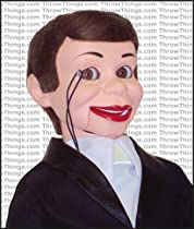 Charlie McCarthy Deluxe Upgrade Ventriloquist Dummy