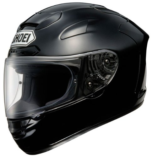 SHOEI XR-1100 BLACK Integralhelm schwarz Gr. M von BikerWorld