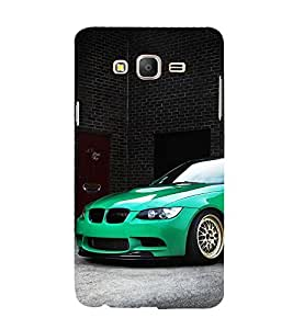 Stylish Cool Car 3D Hard Polycarbonate Designer Back Case Cover for Samsung Galaxy On7 :: Samsung Galaxy On 7 G600FY