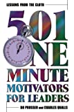 img - for Lessons From the Cloth: 501 One-Minute Motivators for Leaders book / textbook / text book