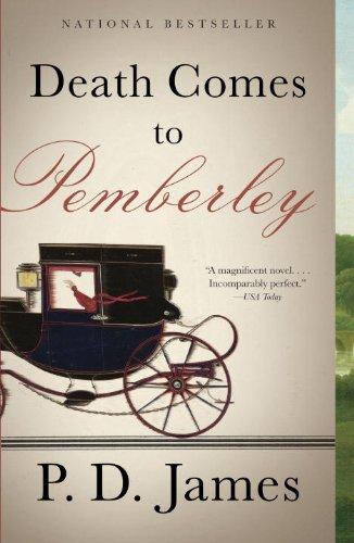 Death Comes to Pemberley (Vintage)