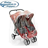Baby Jogger City Mini Twin Raincover