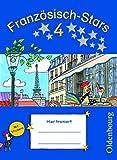 Französisch-Stars: 4. Schuljahr - Übungsheft: Mit Lösungen