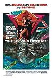 007シリーズ/私を愛したスパイ《PPC-095》シネマポスター