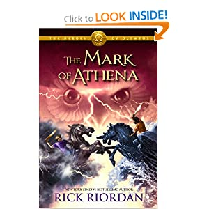 Mark of Athena - Rick Riordan