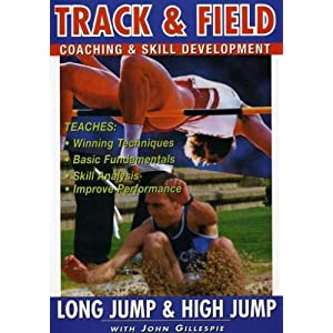 and Field: Long Jump and High Jump with John Gillespie movie download