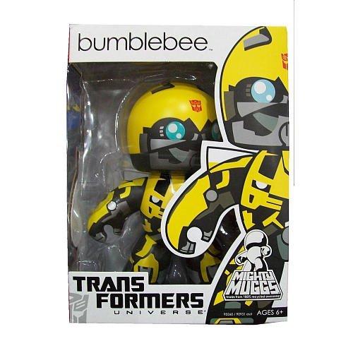 Transformers Mighty Muggs Exclusive Series Figure Revenge of the Fallen Bumblebee