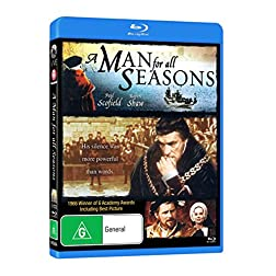 Man for All Seasons [Blu-ray]