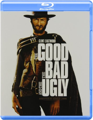 Blu-ray : The Good, The Bad and the Ugly (Pan & Scan)