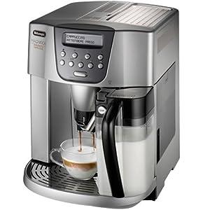 51oI%2B3nggJL. SL500 AA300  DeLonghi ESAM 4500 Kaffeevollautomat silber für 533€ (Preisvergleich 831€)